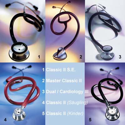 Stethoskop-Ersatzteile| Praxis-Partner.de